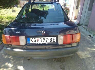 Audi a3 1 8 tfsi - Srbija: Audi 1991 | 180000 km