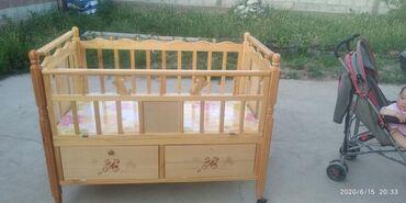 Детская мебель в Кок-Ой: Детский манеж в хорошем состояние 5000 сом