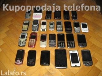 Mobilni telefoni - Beograd: Kupujem mobilni telefon i tehnicku robu
