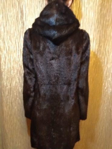 Продам женскую норковую шубу, новая, в Бишкек