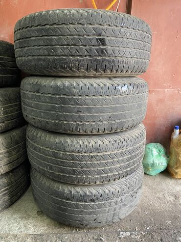 диски rota в Кыргызстан: Шины 265/70/15 nexen road stone без шишек