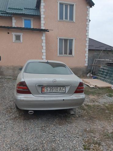 Mercedes-Benz C-Class 2003 в Бишкек