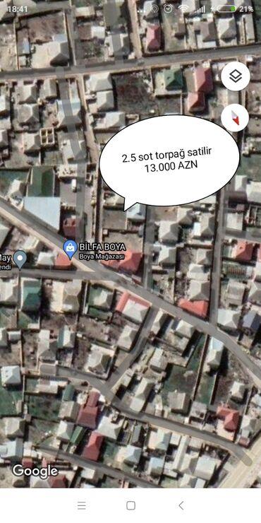 Torpaq sahəsi satılır sot Tikinti, Mülkiyyətçi