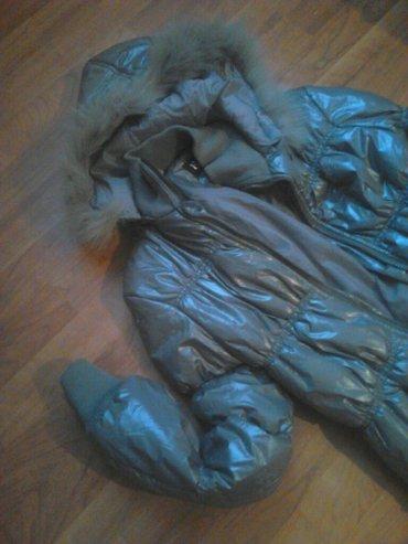 Ženska zimska jakna, veličina m. Pise xxl ali je m. - Pirot