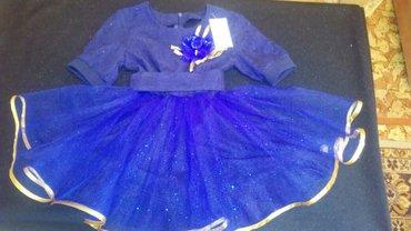 новое платье для девочки в Лебединовка
