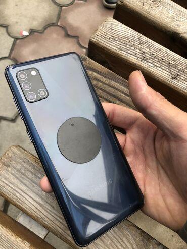 айфон 6 128 гб цена бу in Кыргызстан   APPLE IPHONE: Samsung Galaxy A31   128 ГБ   Синий   Сенсорный, Отпечаток пальца, Две SIM карты