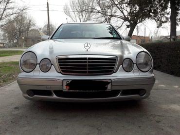 mercedes benz e 36 amg в Кыргызстан: Mercedes-Benz E 320 2003