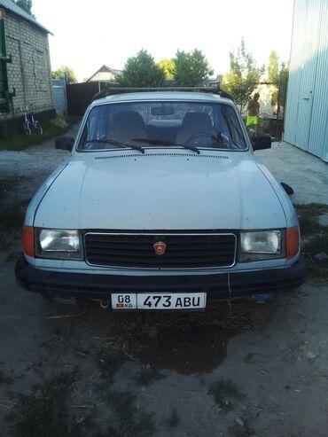 ГАЗ 31029 Volga 2.4 л. 1996