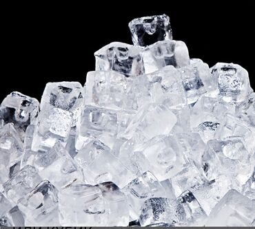Дом и сад - Бишкек: Лёд пищевой. доставка по городу