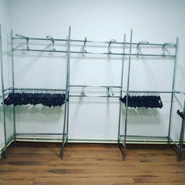 сушилка для одежды в Кыргызстан: Стойка для одежды от ДИА