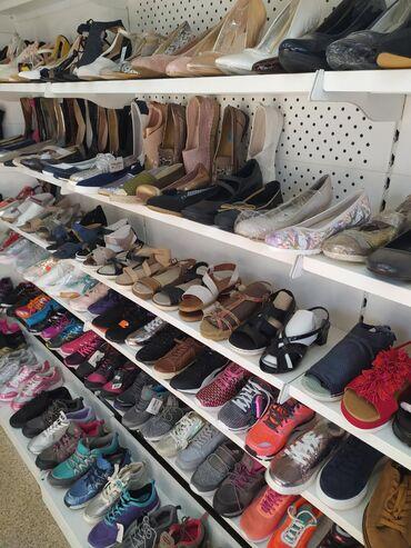 Женская обувь из Германии. Кроссовки, балетки, сандали