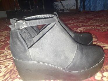 Женская обувь в Кант: Продам обувь, одевала раз на 1 сентября не подошли по размеру