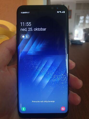 Bmw 5 серия 520d efficientdynamics - Srbija: Upotrebljen Samsung Galaxy S8 Plus 64 GB crno