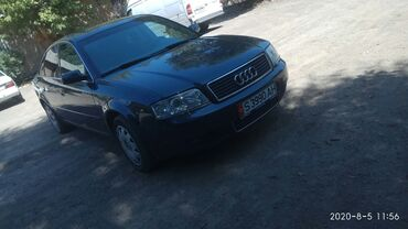 купить запчасти ауди 100 с3 бу в Ак-Джол: Audi A6 2.4 л. 2002 | 280000 км