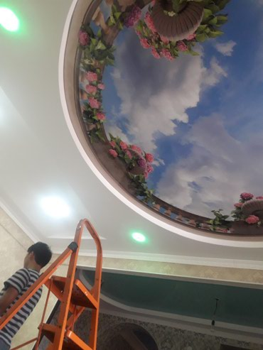 Натяжные потолки Город Каракол в Бишкек