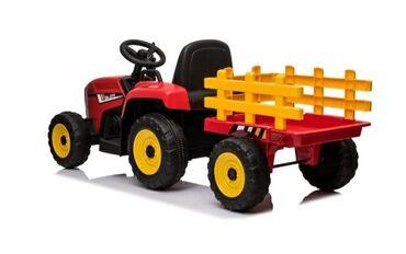 Na akumulator - Srbija: Traktor na akumulator sa daljinskim upravljacem Led svetlo Sa