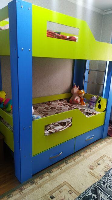 Детские кровати | Двухъярусная, Кровать
