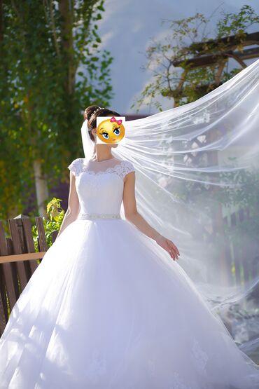 Продаю своё свадебное платье, носила 1-раз в своей жизни и надеюсь так