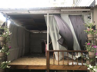 ruchki s kamnjami dlja kuhonnoj mebeli в Кыргызстан: Срочно продаётся разборный топчан с крышей !!!! Стойки металические