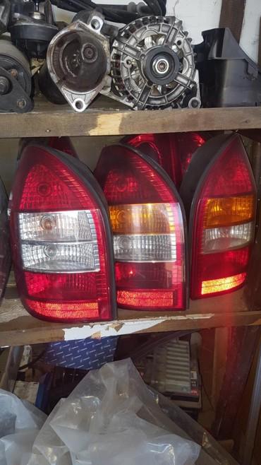 Vozila | Bogatic: Stop lampe opel zafira a beli zmigavac 25€ zuti zmigavac 20€