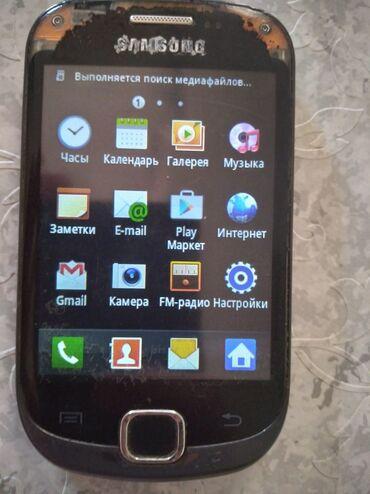 Samsung - Saray: Samsung s 5670. Isleyir. Batereyasi deyisdirilmelidir. Zaryatka zeif