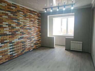 Продажа квартир - Дизайнерский ремонт - Бишкек: Элитка, 1 комната, 42 кв. м Теплый пол, Бронированные двери, Дизайнерский ремонт