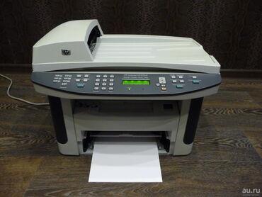 МФУ HP LaserJet 3020 принтер, сканер, копир для дома и офиса
