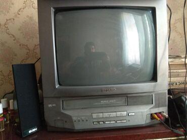 акустические системы sharp колонка сумка в Кыргызстан: Тв Шарп видео 2йка, кучу видео касет в придачу и многое другое