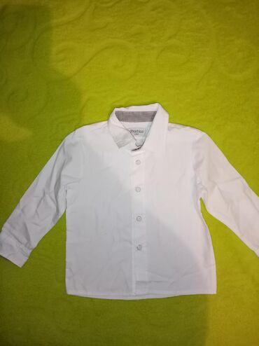 Muška odeća | Lazarevac: Košuljica za dečaka veličina 1