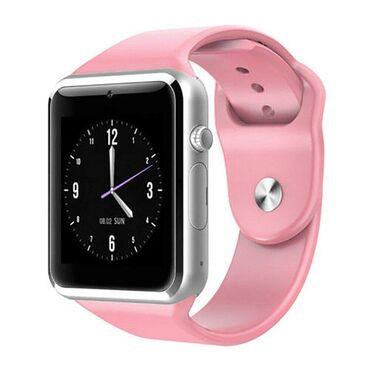 Pametni sat - Srbija: Cena 2250din (Dostupni crni i roze)Smart sat pametan sat SA KUTIJOM