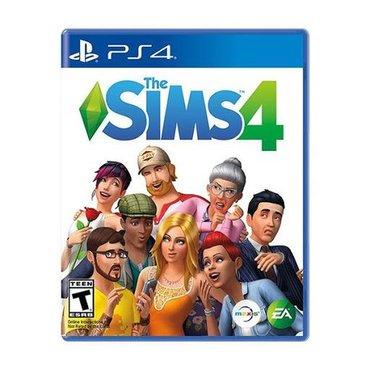 PS4 (Sony Playstation 4) Azərbaycanda: The Sims 4