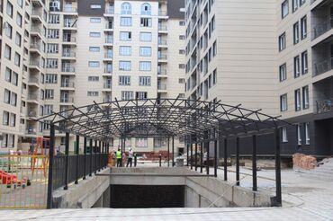 Продажа квартир - Север - Бишкек: Элитка, 3 комнаты, 101 кв. м Бронированные двери, Видеонаблюдение, Лифт