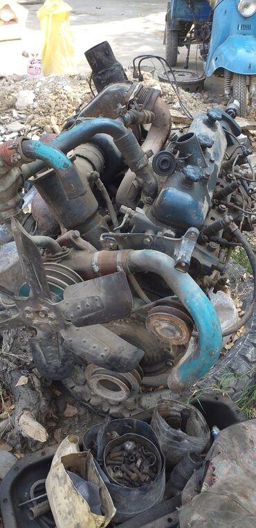Транспорт - Базар-Коргон: Матор т.150 капматор