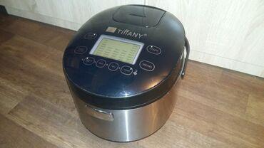 инкубаторы автоматические в Кыргызстан: Продаю мультиварку Tiffany TF-K50-S Professional31 автоматическая