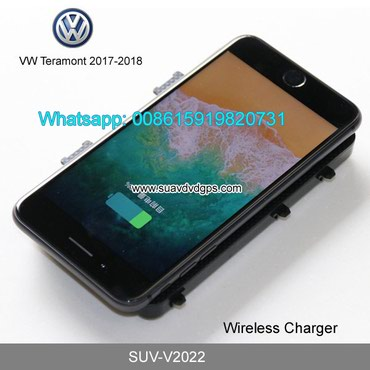 VW Teramont Car QI wireless charger quick charge fast wireless in Kathmandu
