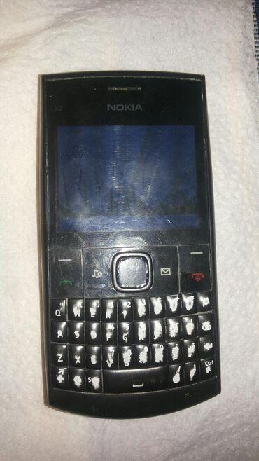 Nokia Azərbaycanda: Nokia X2. 40 düymə. Prqblemi yoxdu. Qiyməti 25 azn. Qiymətdə