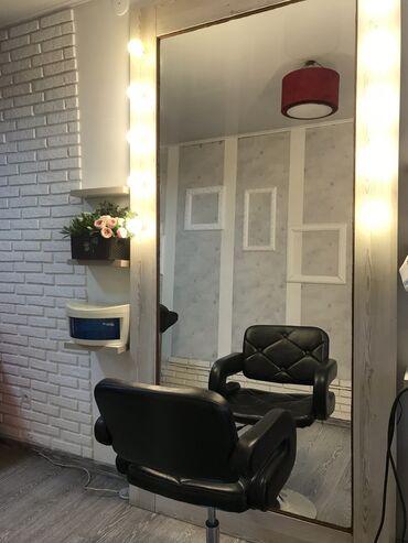 виза в германию в Кыргызстан: Сдаётся место для парикмахера или для визажиста/бровиста   Салон преми