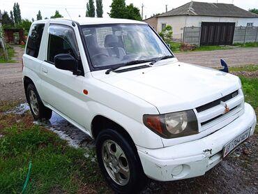 Mitsubishi Pajero 1.8 л. 1999   55555555 км