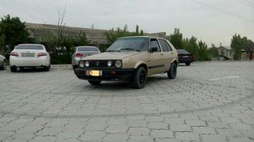 Volkswagen Golf 1990 в Бишкек