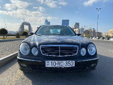 mersedes benz 1999cı il - Azərbaycan: Mercedes-Benz E 280 2006