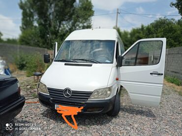 Mercedes-Benz Sprinter 2.2 л. 2002