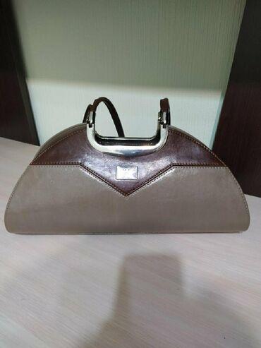 утрожестан 200 цена бишкек в Кыргызстан: Шикарная новая кожаная сумка эксклюзив италия. В единственном