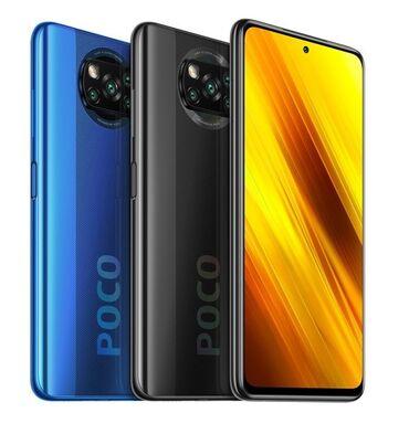 Продаю POCO X3 6/128GBЦвет Серый, СинийSnapdragon 732G 120hz
