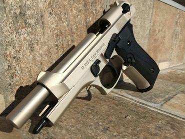 Ekol Magnum 9mm,startni pistolj,CRNI i SIVI(novo) - Belgrade