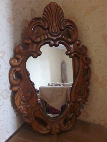 Зеркало советских времен в Бишкек