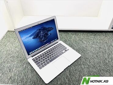 MacBook Air-модель-A1466-процессор-core i5/1.80Ghz-оперативная