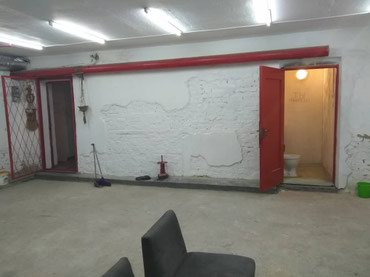 Сдаю помещение 45 квадрат под склад или офис центр города, подвал!!! в Бишкек