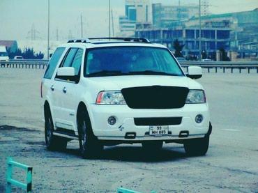 Lincoln - Azərbaycan: Lincoln Navigator 5.3 l. 2004 | 146000 km