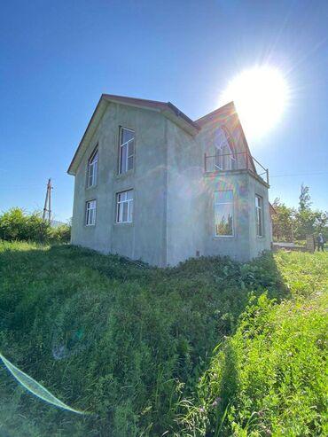 126 elan | DAŞINMAZ ƏMLAK: Quba rayonu Baki-Quba yolundan 100 metr içəri 10 sotun içində tikilmiş