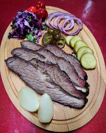 1 кг суши - Кыргызстан: Копчение-Коптим-BBQ в Американском Смокере !!! Ребра кальби 1 кг 1000с